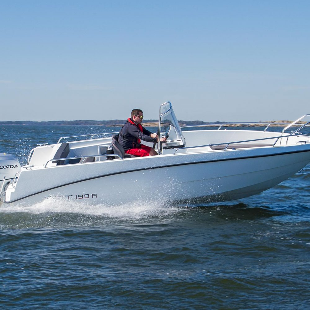 AMT 190 R Mittelkonsolenboot, 5,60 m | Boat Solutions, Utting am Ammersee
