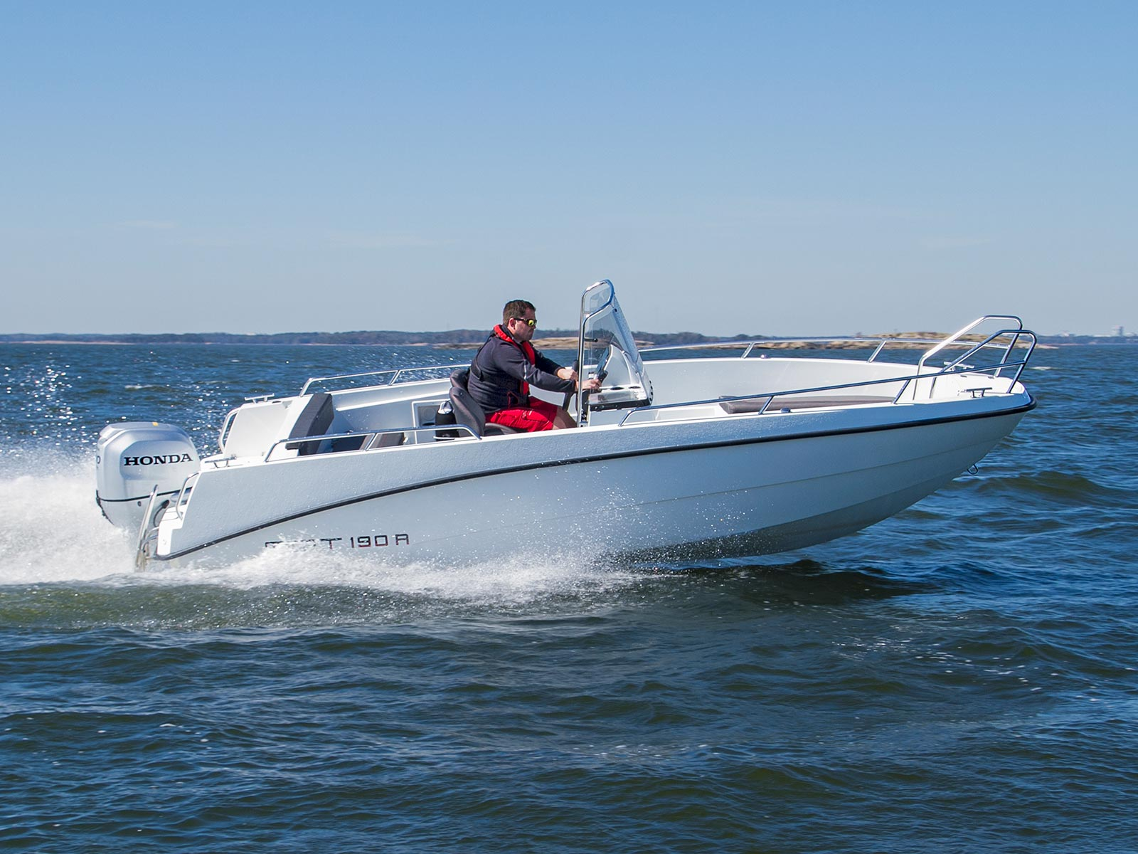 AMT 190 R | Boat Solutions, Utting am Ammersee