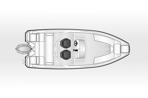 Grundriss AMT 190 R   Boat Solutions, Utting am Ammersee