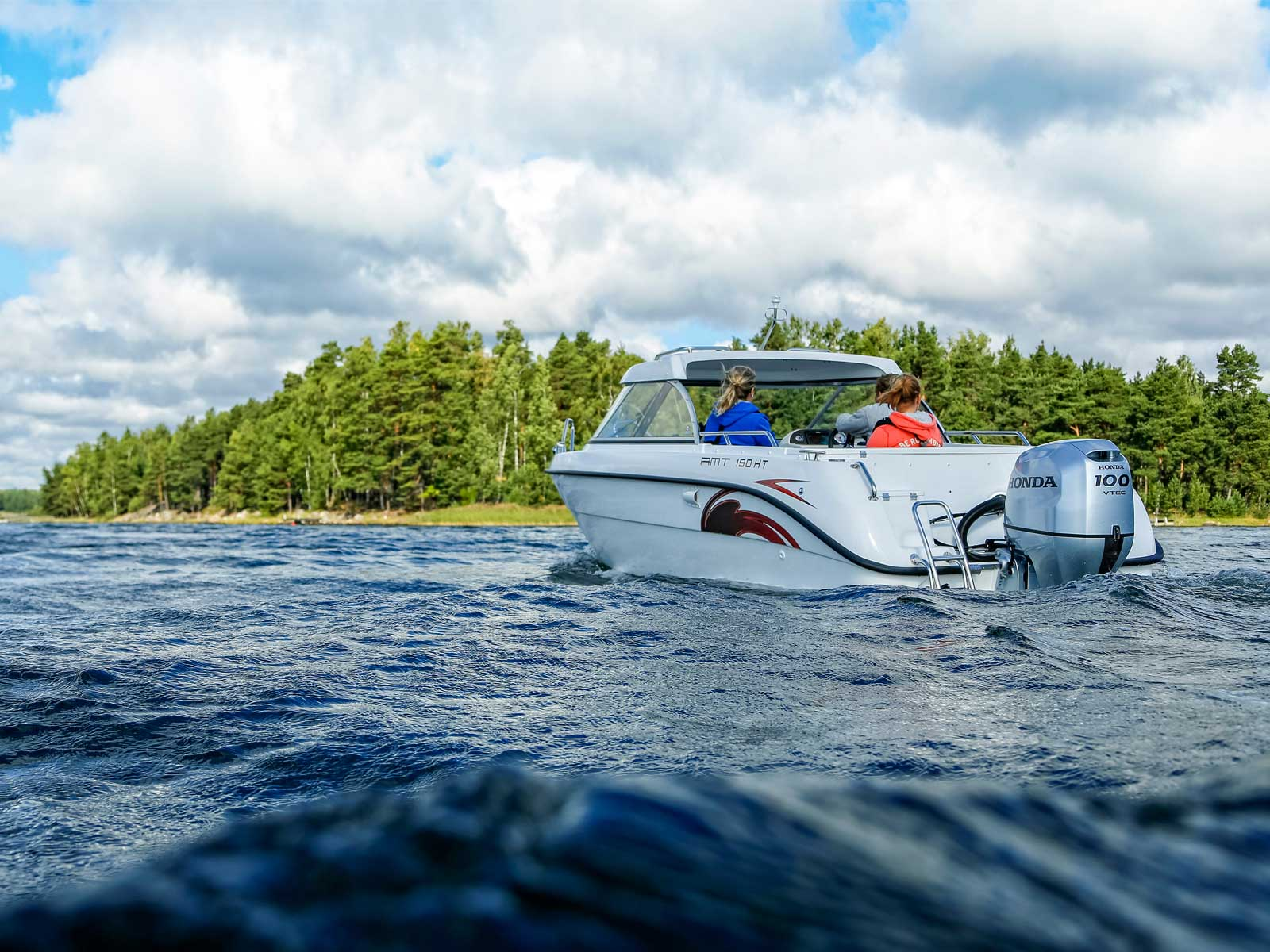 AMT 190 HT | Boat Solutions, Utting am Ammersee