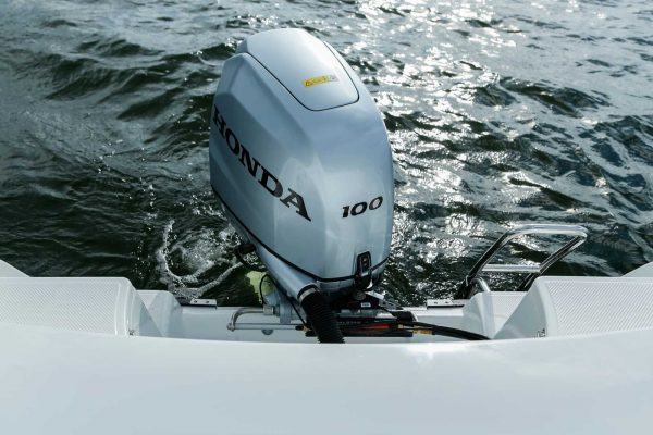 100 PS Honda Motor AMT 190 HT und AMT 190 R   Boat Solutions, Utting am Ammersee