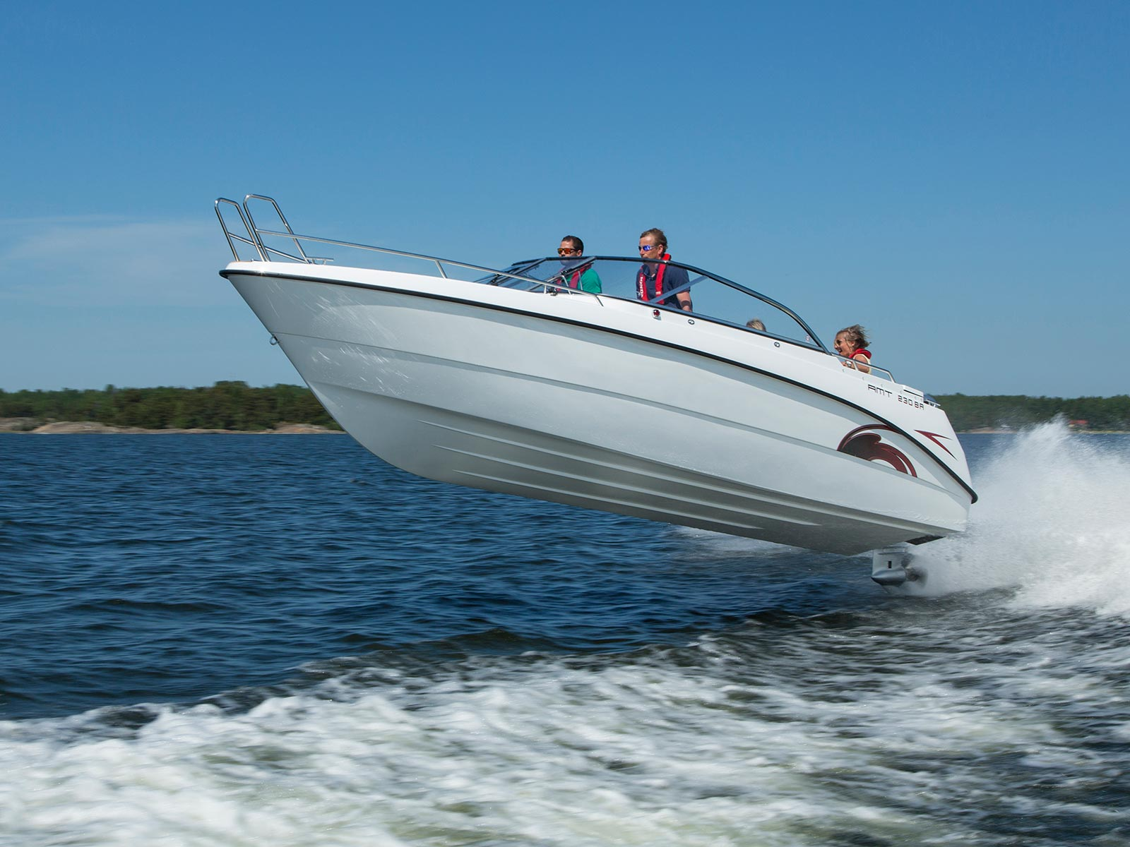 AMT 230 BR | Boat Solutions, Utting am Ammersee