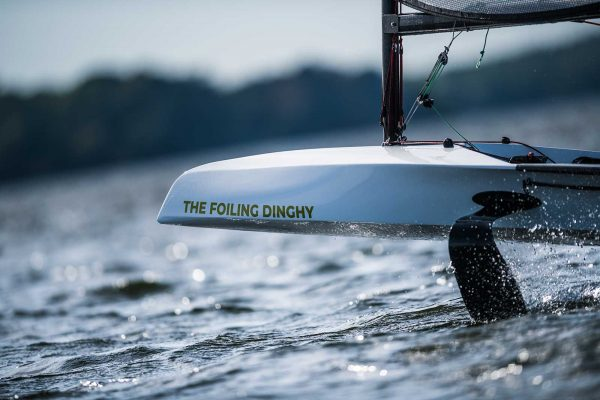 Foiling Dinghy (Foto: © Sören Hese) | Boat Solutions, Utting am Ammersee