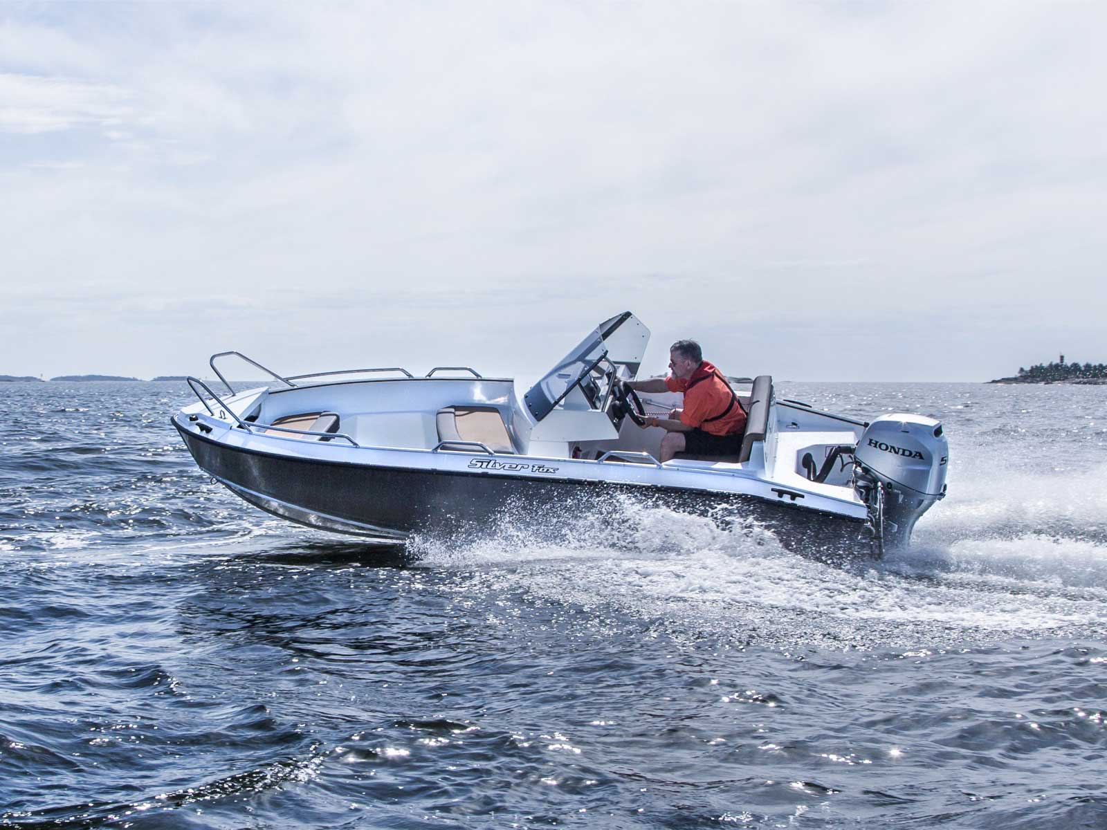 Silver Fox Avant   Boat Solutions, Utting am Ammersee