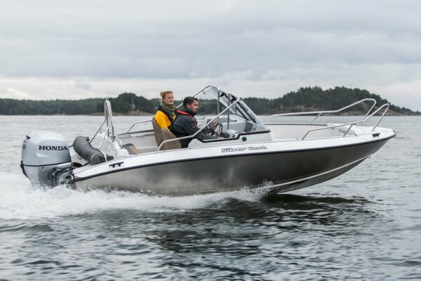 Silver Hawk BR   Boat Solutions, Utting am Ammersee