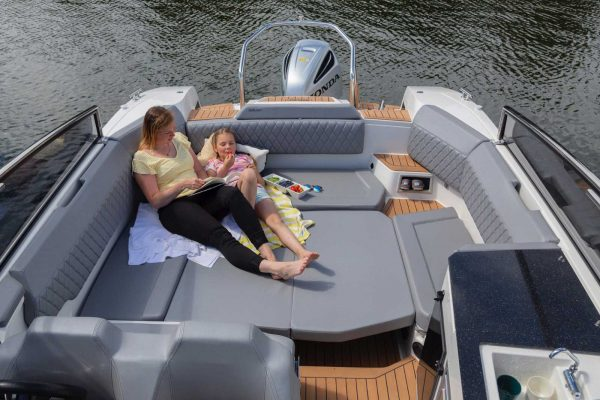 Silver Raptor DCz | Boat Solutions, Utting am Ammersee