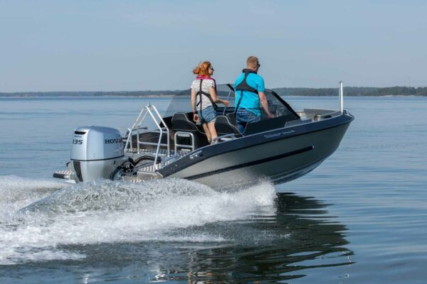 Silver Shark BRX I boatsolutions, Ammersee