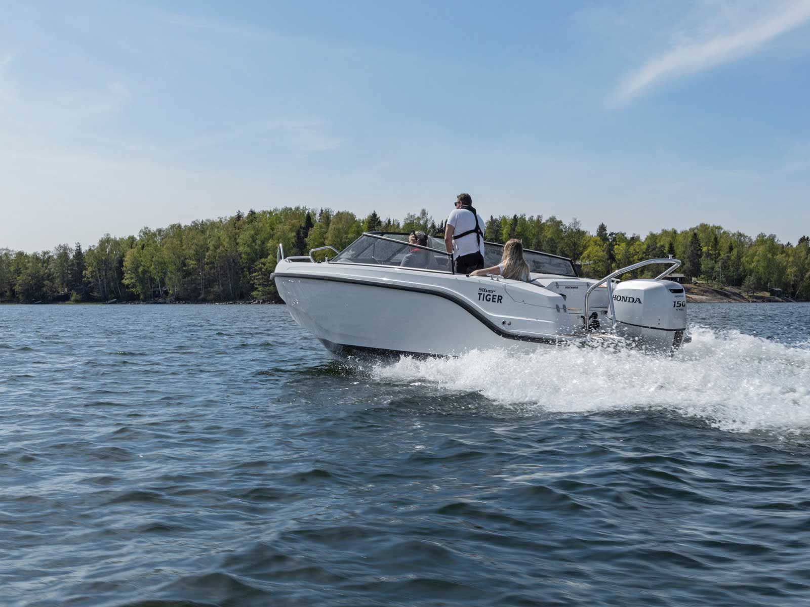 Silver Tiger BRz | Boat Solutions, Utting am Ammersee