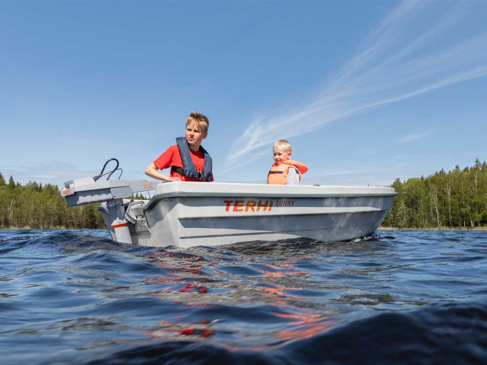 Terhi 310 Sunny | Boat Solutions, Utting am Ammersee