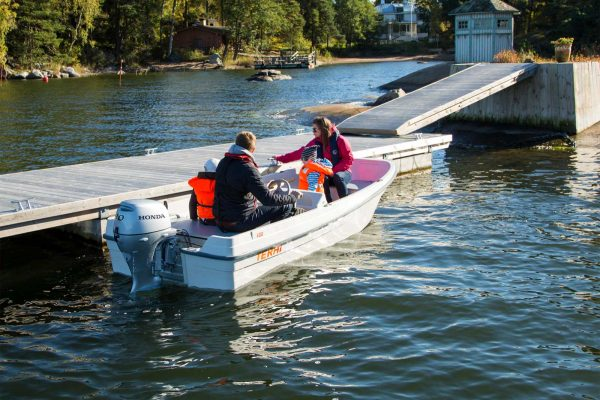 Terhi 400 C | Boat Solutions, Utting am Ammersee