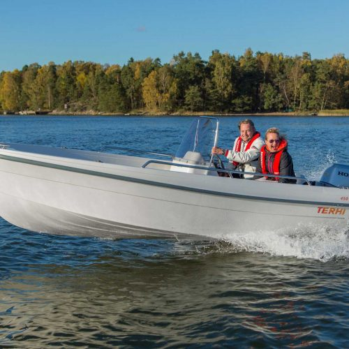 Terhi 450 C | Boat Solutions, Utting am Ammersee