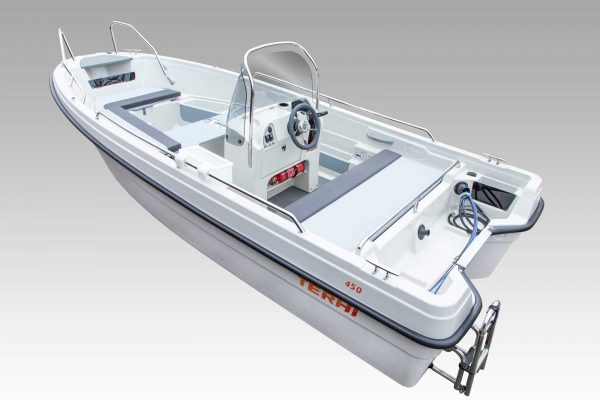 Terhi 450 CC | Boat Solutions, Utting am Ammersee