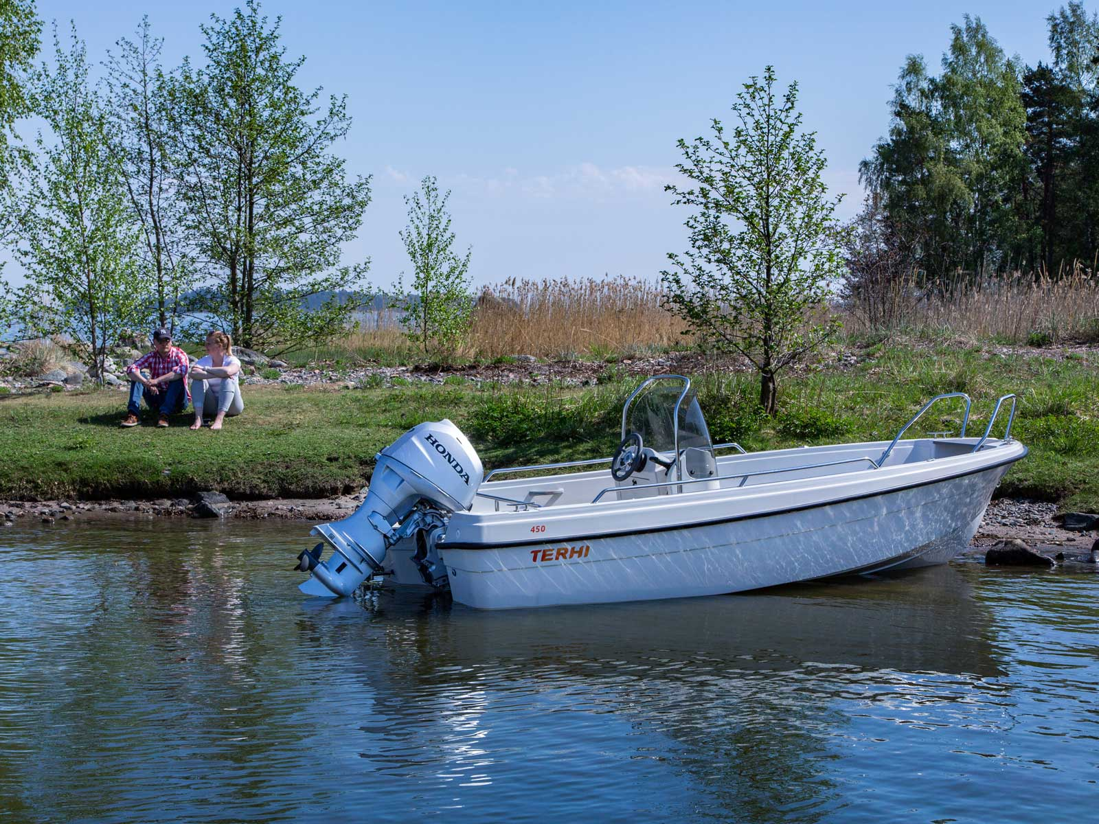 Terhi 450 CC   Boat Solutions, Utting am Ammersee