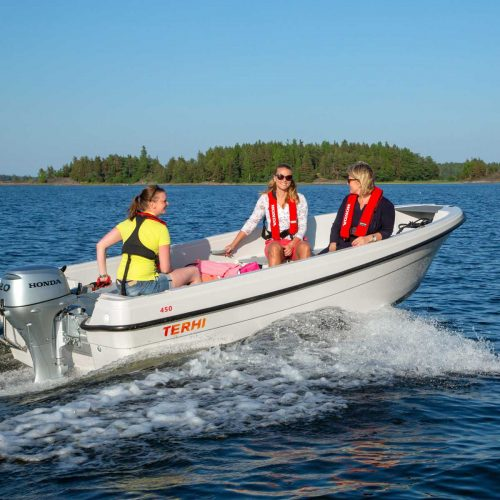 Terhi 450 | Boat Solutions, Utting am Ammersee