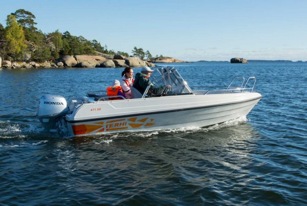 Terhi 475 BR   Boat Solutions, Utting am Ammersee