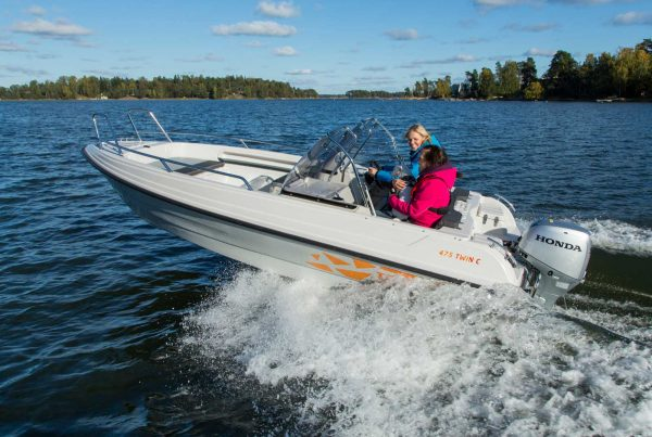 Terhi 475 Twin C   Boat Solutions, Utting am Ammersee