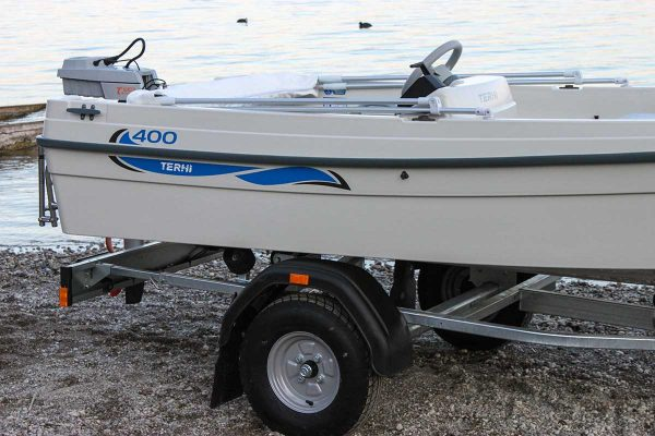 Terhi E 400 | Boat Solutions, Utting am Ammersee