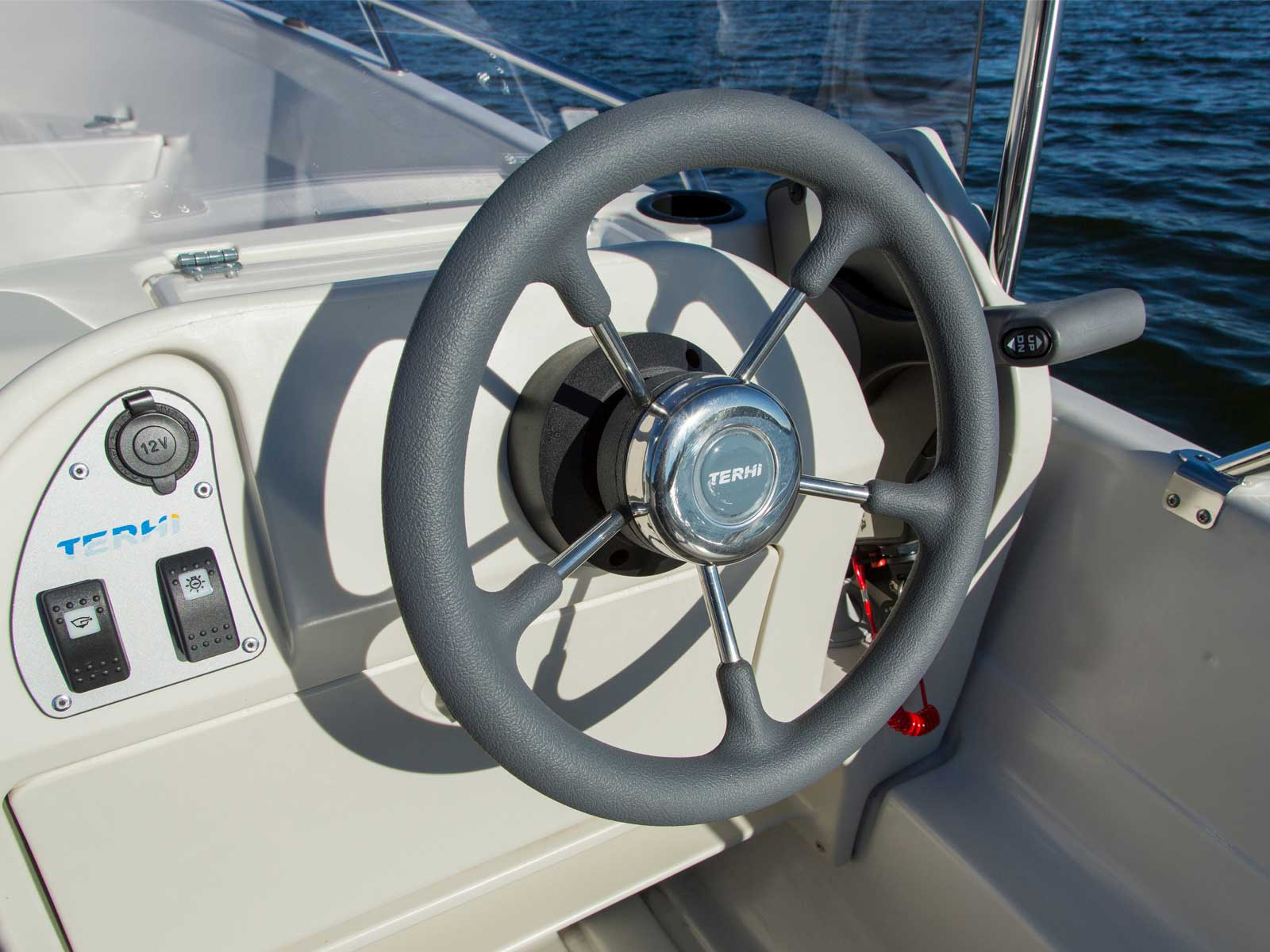 Terhi Nordic 6020 C | Boat Solutions, Utting am Ammersee