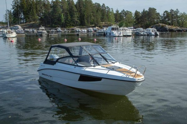 AMT 210 DC, Verdeck | Boat Solutions, Utting am Ammersee