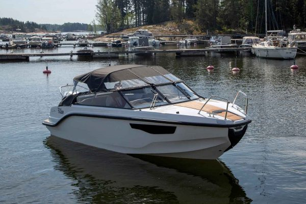 Silver Tiger BRz + DCz, Verdeck   Boat Solutions, Utting am Ammersee