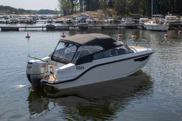 Silver Tiger BRz + DCz, Verdeck | Boat Solutions, Utting am Ammersee