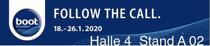 Boat Solutions nimmt an der boot Düsseldorf 2020 teil
