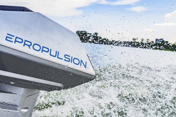 ePropulsion E-Motor Navy | Boat Solutions, Utting am Ammersee