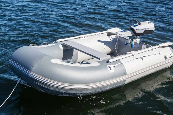 ePropulsion E-Motor Spirit | Boat Solutions, Utting am Ammersee