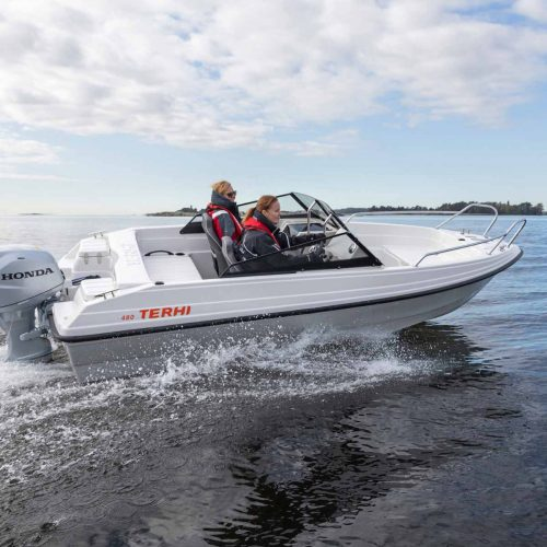 Terhi 480 Sport | Boat Solutions, Utting am Ammersee