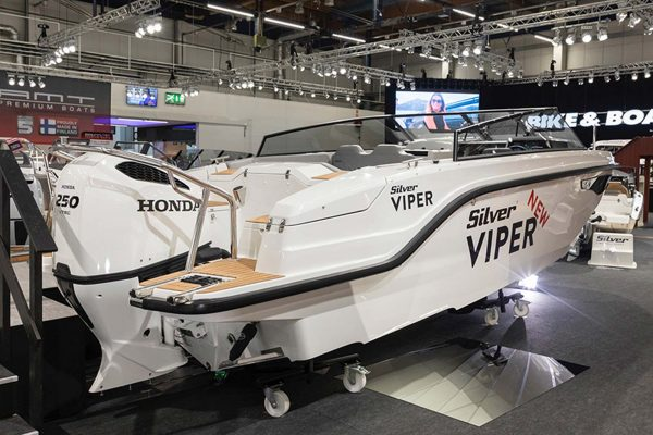 Silver Viper DCz | Boat Solutions, Utting am Ammersee