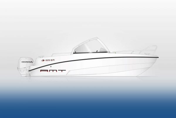 AMT 165 BR | Boat Solutions, Utting am Ammersee