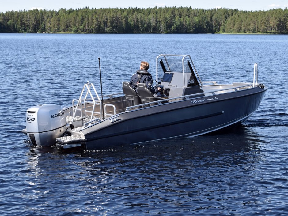 Silver Shark CCX 2021 I Boat Solutions, Utting am Ammersee
