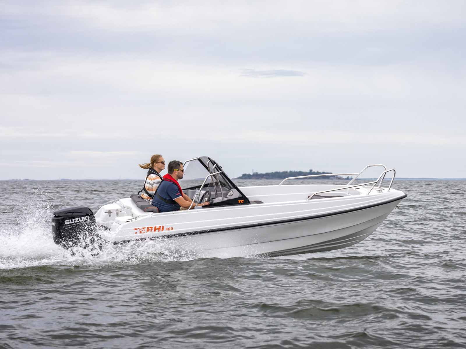 Terhi 480 TC I Boatsolutions, Ammersee