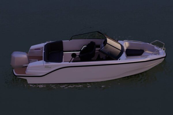 Silver Puma BRz | Boat Solutions, Utting am Ammersee