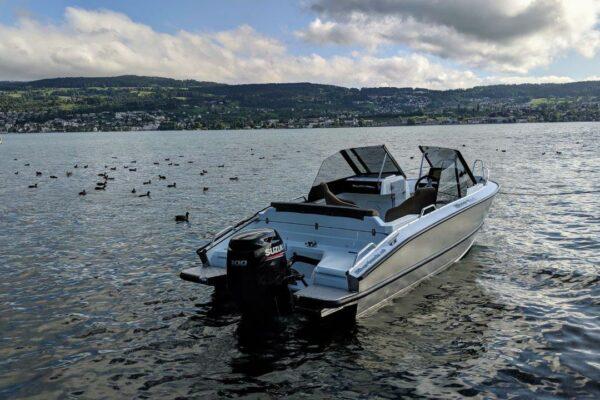 Silver Hawk BR 570 Vorführmodell günstig kaufen I Boastsolutions, Ammersee