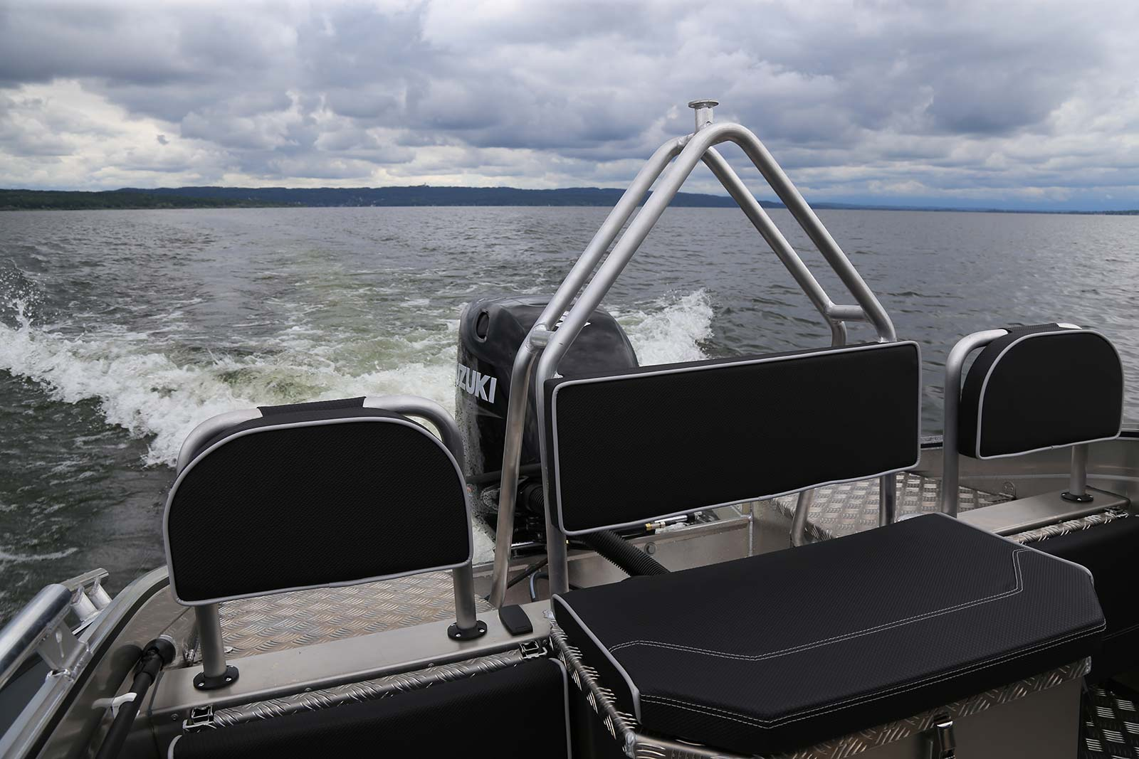 SALE: Silver Shark CCX mit 140 PS Suzuki I Boat Solutions, Utting am Ammersee