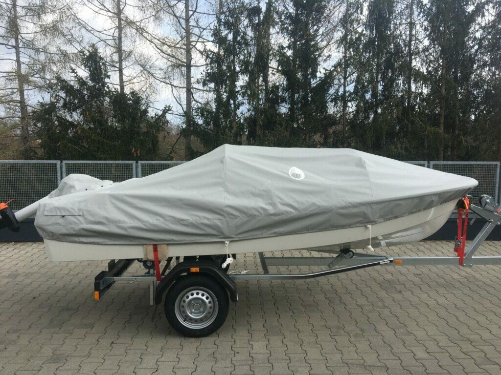 Das Terhi 400 mit passender Persenning | Boat Solutions, Utting am Ammersee