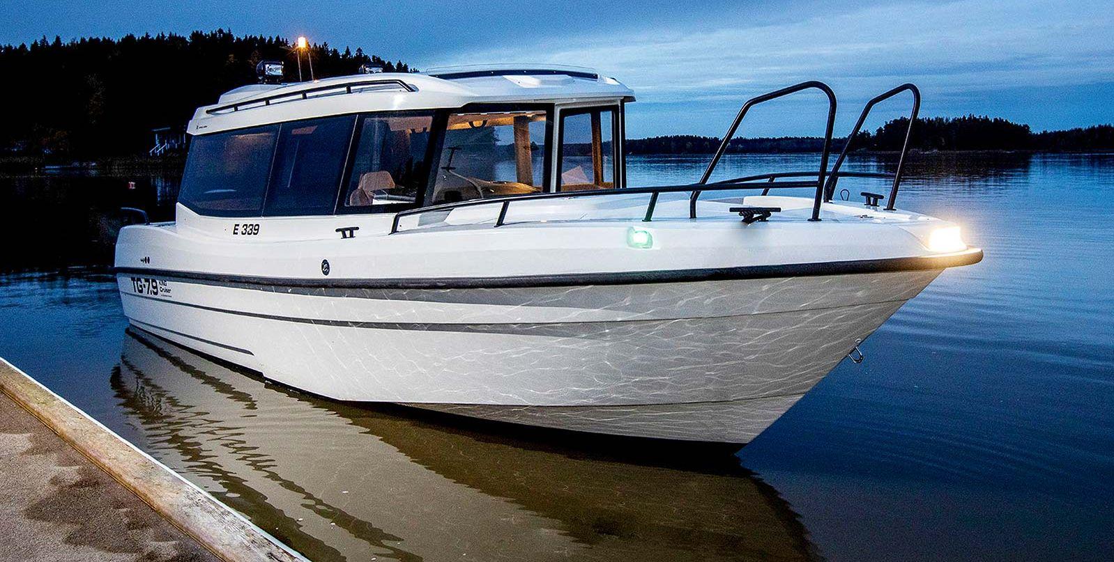 Neue Motorboot-Modelle