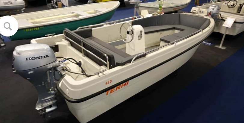 Terhi Sloep   Boat Solutions, Utting am Ammersee