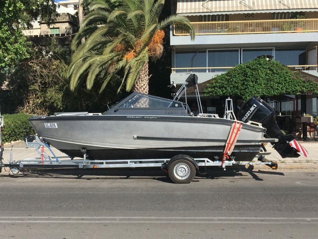 Das Boot sicher mit dem Trailer transportieren | Boat Solutions, Utting am Ammersee
